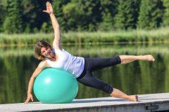 Pilates am Hopfensee