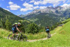 Downhill nach Ischgl
