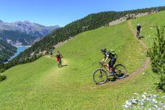 Wiesen-Trail nach Livigno
