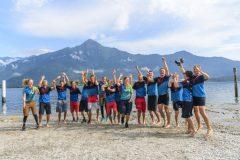 Mountainbike Transalp Abenteuer