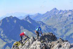 Karhorn-Klettersteig