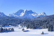 Fotografie Tourismus - Winter im Werdenfelser Land