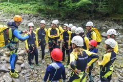 Canyoning Ostertaltobel