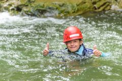 Canyoning ist cool