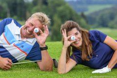 Golfen macht Spaß