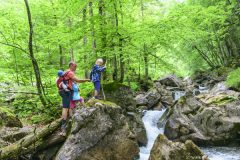 Wandern Hölltobel-Gerstruben