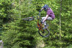 Freestyle-Flugshow